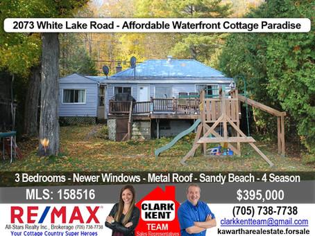 White Lake- Lakefield
