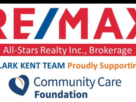Community Care & The Clark Kent Team
