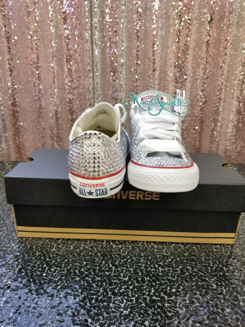 77797f47244a Adult Full Bling Converse - SHOE NOT INCLUDED.   100.00.      SHOE NOT  INCLUDED
