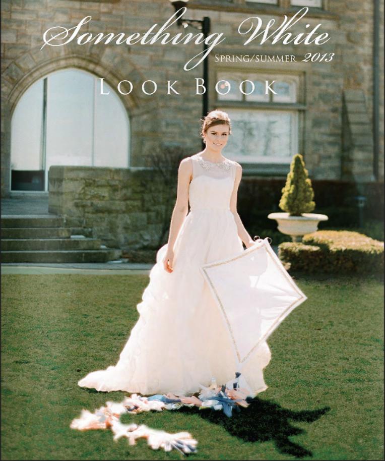 Something White Bridal Lookbook