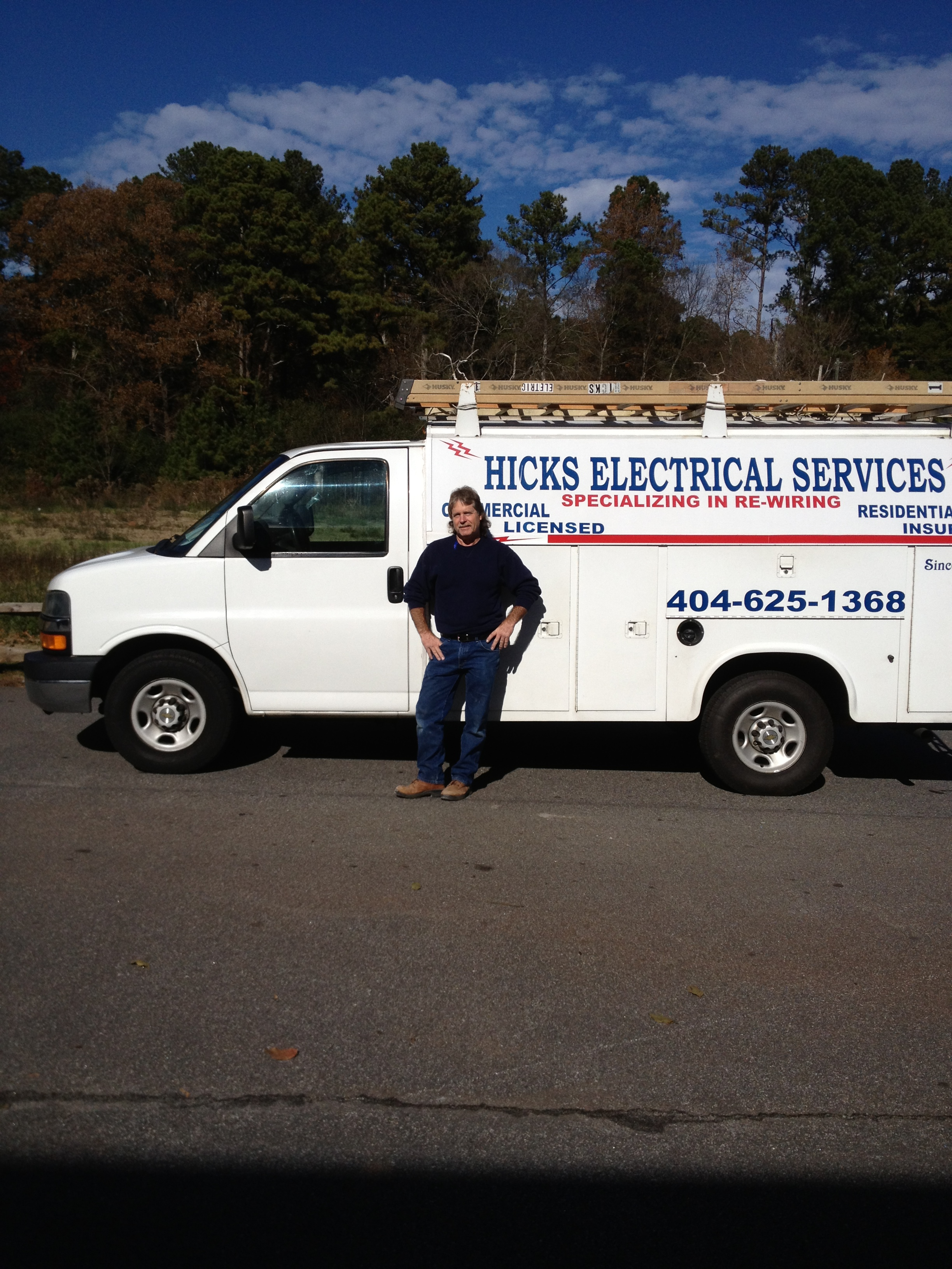 Services Provided By Hicks Electrical Service Commercial Motor Wiring
