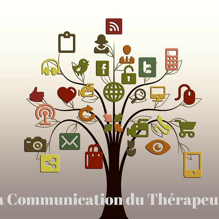 Atelier Conférence La communication du thérapeute
