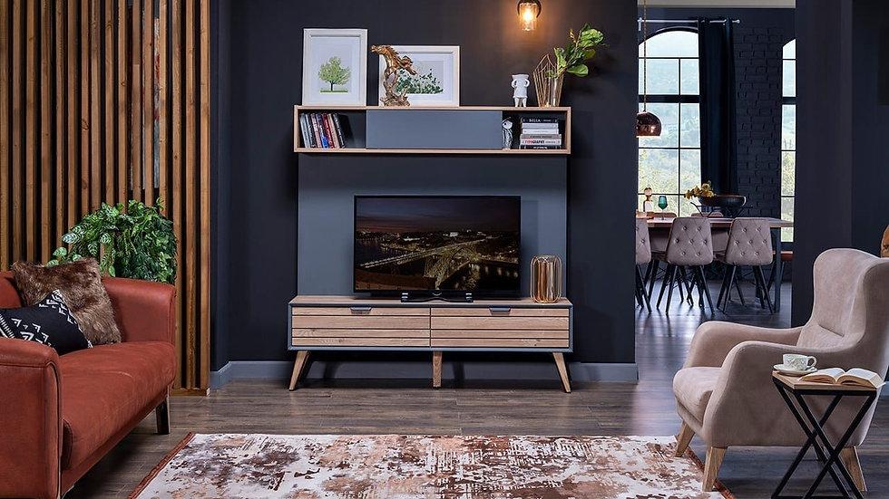 Indigo Compact TV Unit