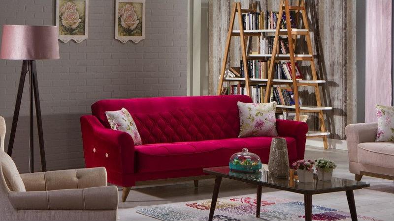 Polmen Sofa Set