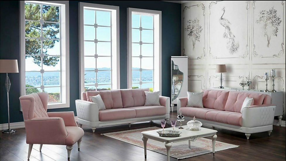 Baron Sofa Set