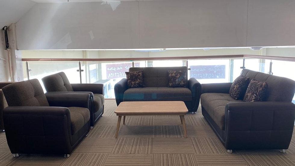 Vella Sofa Set 2+1+1