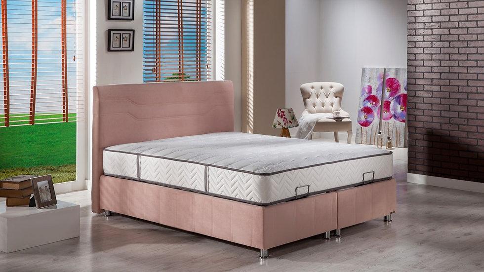 Ferro Storage Bed 180x200cm