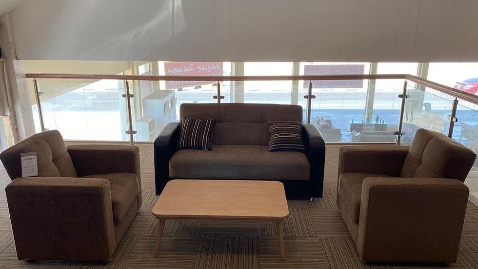 Vision Sofa Set 2+1+1