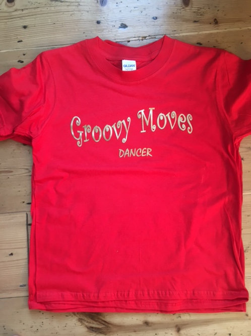 Groovy Moves T-Shirt