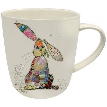 Binky Bunny Design Mug