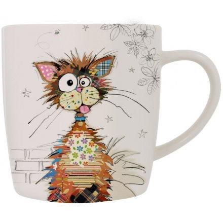 Ziggy CAT Design Mug