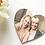 Thumbnail: Wooden Heart Photo Fridge/Office/Memo Board Magnets