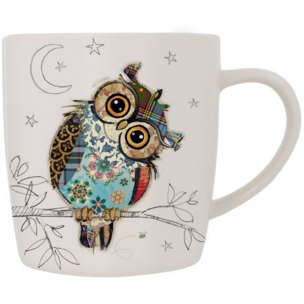 Owen OWL Design Mug