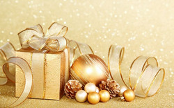 Golden_christmas_baubles_and_presents_004008