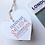 Thumbnail: London Marathon Photo & Personalised Wooden Hearts
