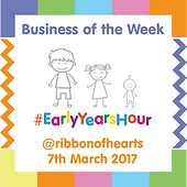 _ribbonofhearts #EarlyYearsHour Badges.p