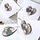 Thumbnail: Card with Wooden Photo Heart & Magnet