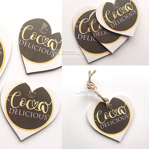 Your Business Logo Hearts