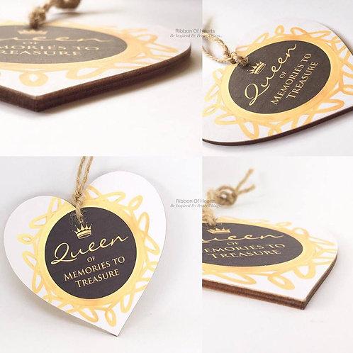 #QueenOf & #KingOf Award Badges