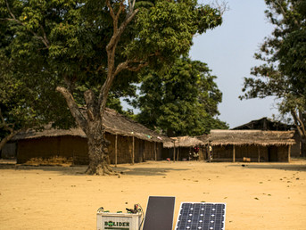 There's a Place in the World That Is Fighting Poverty with Solar Power