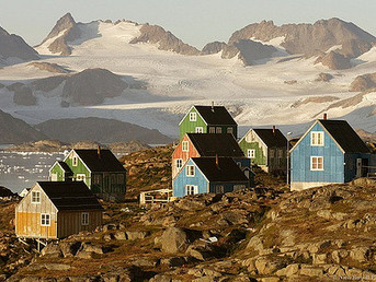 In Greenland, a Climate Change Mystery With Clues Written in Water and Stone