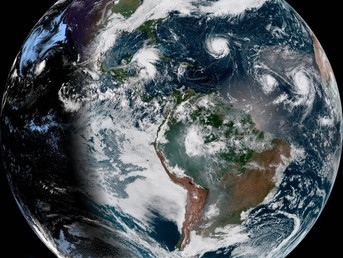 Climate Change Drives Bigger, Wetter Storms — Storms Like Florence