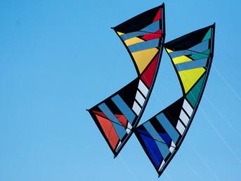 Kite power—latest in green technology?