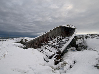 Video: 144-Year-Old Arctic Shipwreck Discovered; Climate Change to Thank?