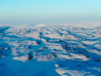 Greenland Ice Melt Speeds Up Sea Level Rise