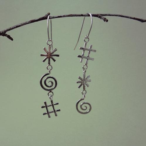 Cursory Charm Earrings