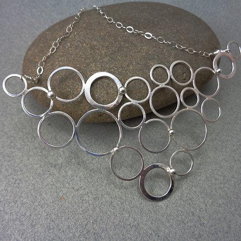 Molecule Necklace