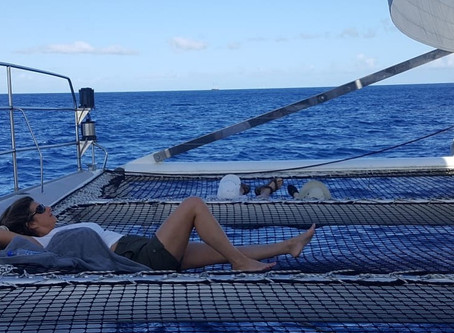 Combating Stress and the importance of relaxation - Keely Harris