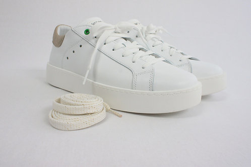 Sneaker WOMSH Concept White Platin