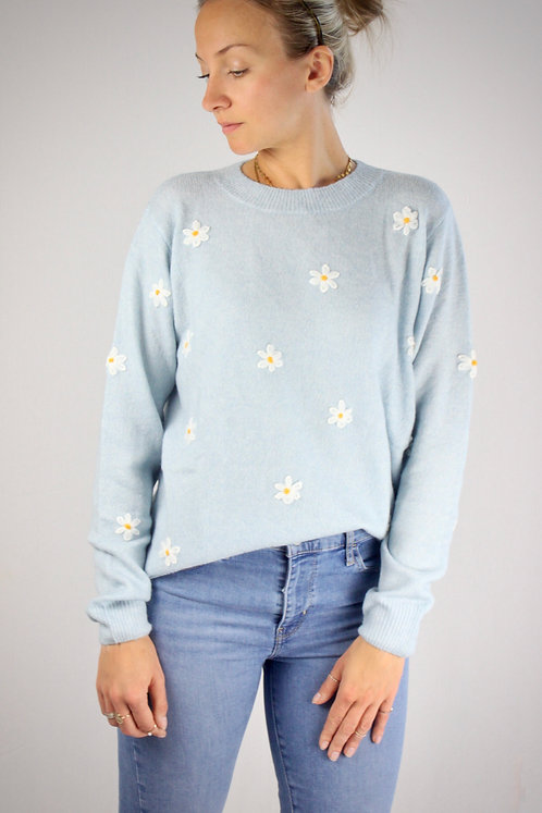 Pullover Flowers