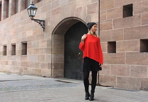 Slip-Dress Basic Schwarz