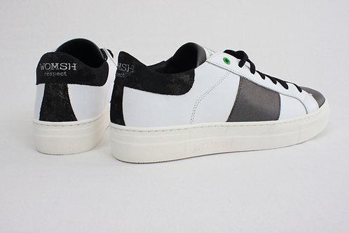 Sneaker WOMSH Kingston White Iron