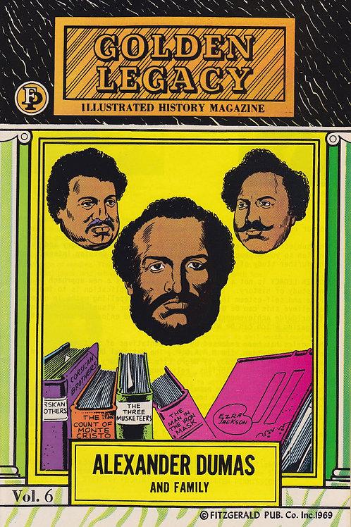 Alexander Dumas and Family