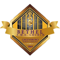BETHEL AME SHIELD LOGO (Transparent Back