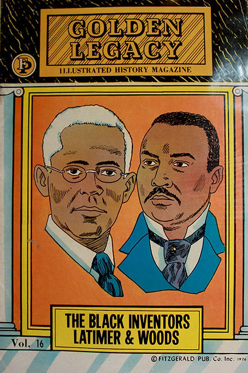 The Black Inventors Latimer and Woods