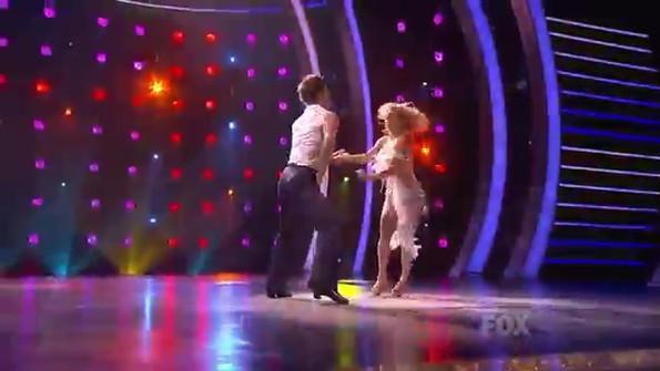 Telephone (Cha Cha) - Lauren and Pasha (All Star).mp4
