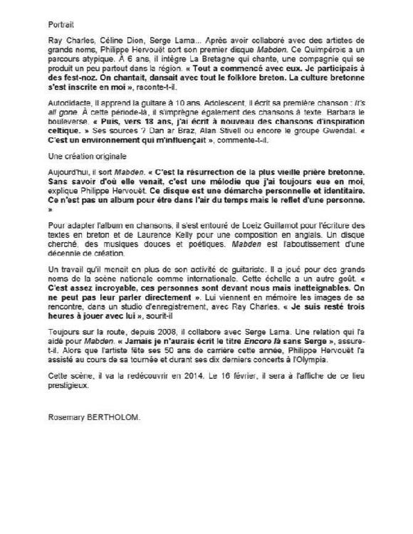 Ouest France_Philippe Hervouët