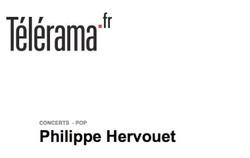 TELERAMA PHILIPPE HERVOUET
