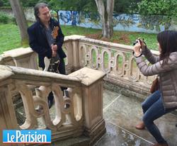 interview le Parisien Hervouët