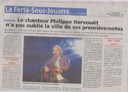 article pays briard Hervouët