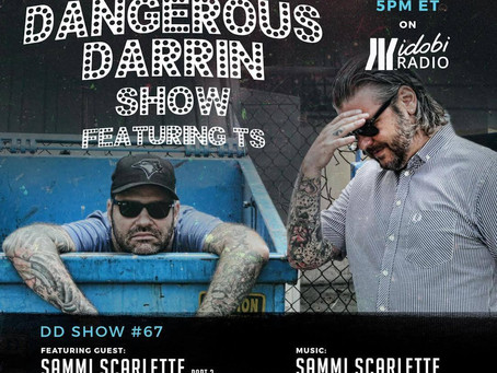 Part 2 of Samantha on the Dangerous Darrin Show