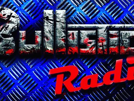 Samantha will be on Ballistic Radio tonight.
