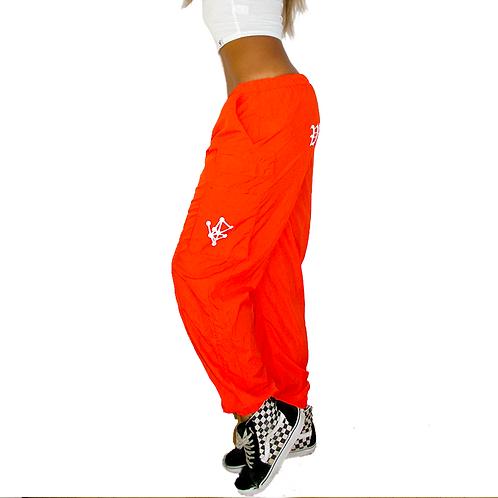 Sk8r Grrl Pants - Orange