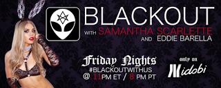 NataliezWorld.com: Samantha Scarlette hosts new radio show