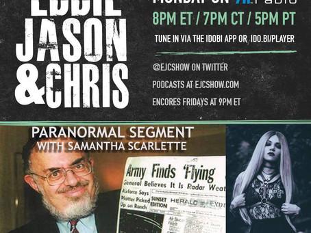 EJC Show: Stanton T Friedman