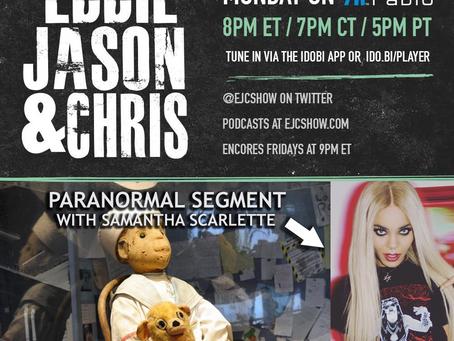 EJC Show: Robert The Haunted Doll